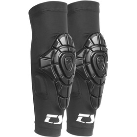 TSG Joint Elbow Sleeves black
